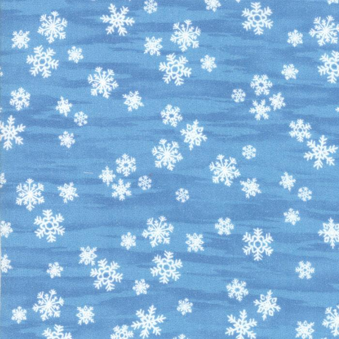 Forest Frost Glitter Favorites: Snowflakes Sky