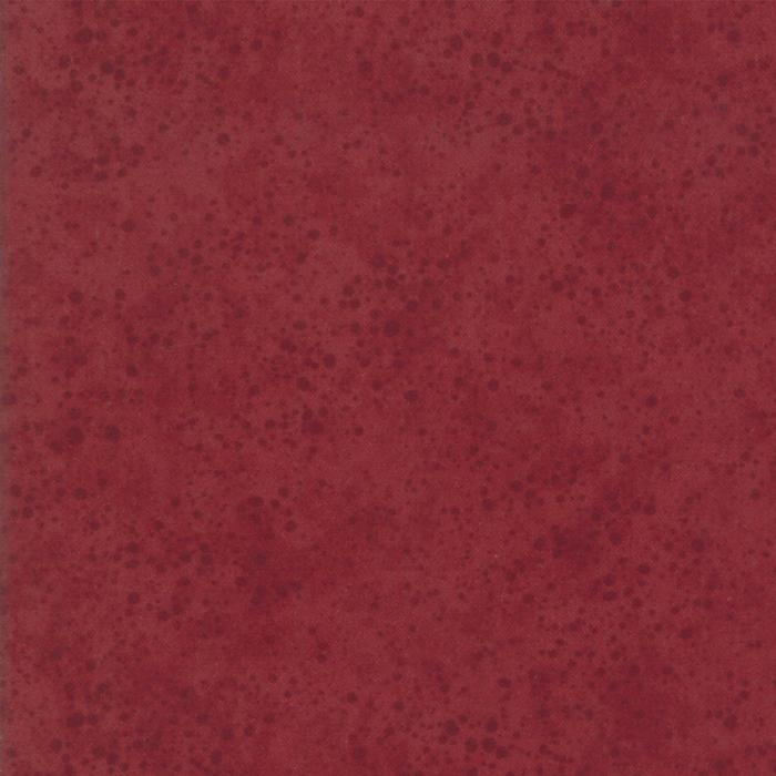 Frosted Flannels Texture Cardinal Red