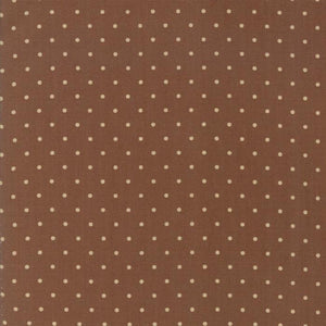 Hickory Road: Dots Tan
