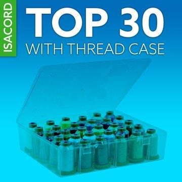 Isacord Top 30 w/Box
