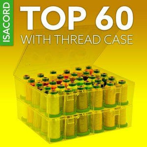 Isacord Top 60 w/Boxes