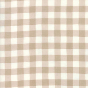 Land That I Love: Farm Plaid Barnwood White
