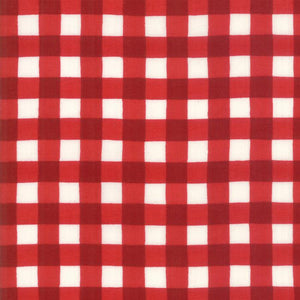 Land That I Love: Farm Plaid Red