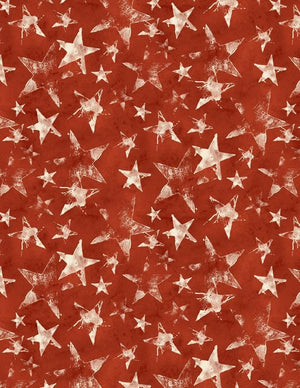 Land of Liberty: Stars Red