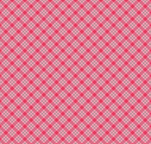Lily Plaid Pink