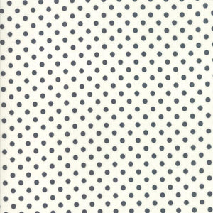 Little Snippets: Floral Dot Grey