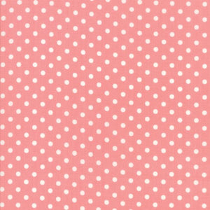 Little Snippets: Floral Dot Pink