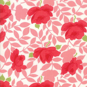Little Snippets: Vintage Rose Pink