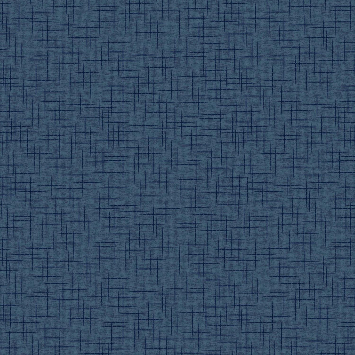 Make Yourself At Home: Linen Texture Deep Navy