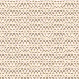 Mix Melange by Stof: Flowers Beige