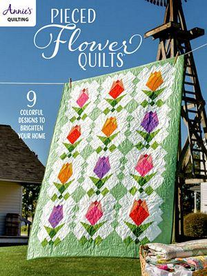Pieced Flower Quilts Book