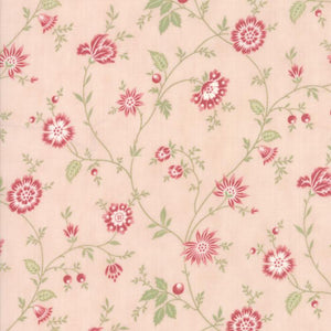 Porcelain: Heirloom Floral Pink