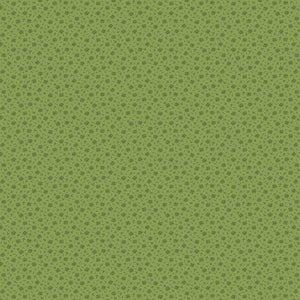 Pumpkin Spice: Green Crosshatch