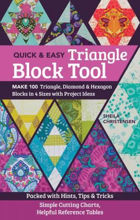 Quick & Easy Triangle Block Book
