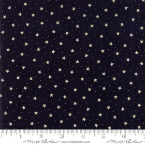 Star & Stripe Gatherings: Independence Star Dark Blue Ivory