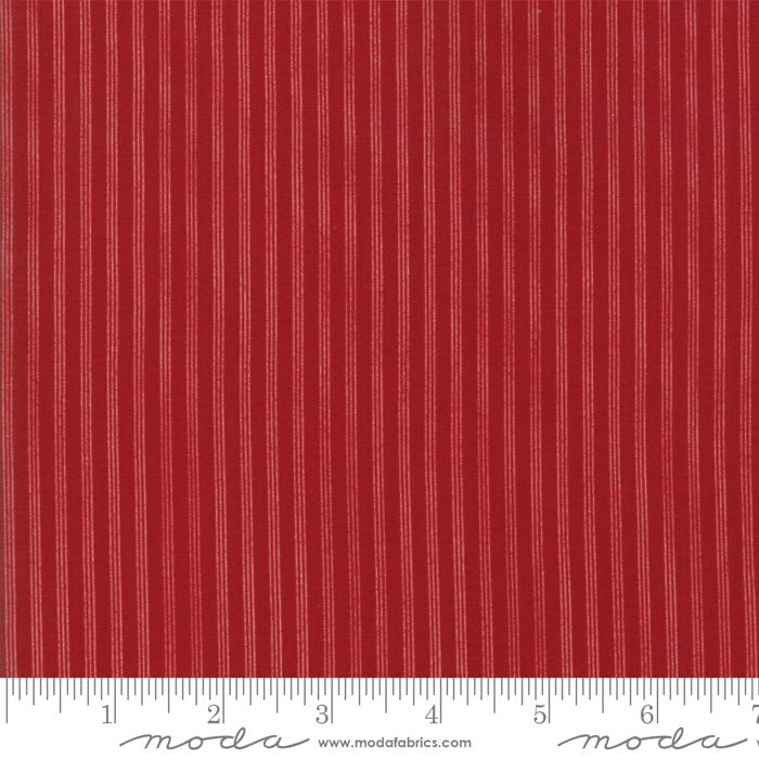 Star & Stripe Gatherings: Triple Stripe Red