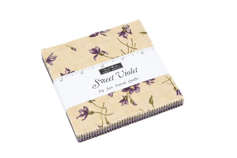 Sweet Violet Charm Pack
