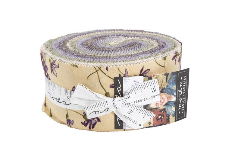 Sweet Violet Jelly Roll