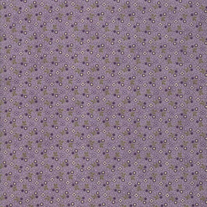Sweet Violet: Tiny Floral Lilac