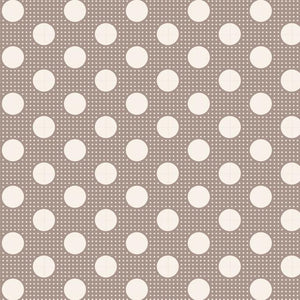 Tilda Medium Dots Grey