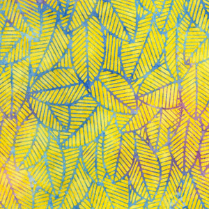 Tonga Grasshopper Amazon Batik Citron