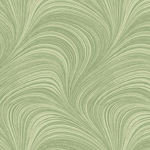 Wave Texture Green