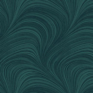 Wave Texture Teal