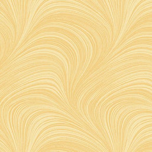 Wave Texture Yellow