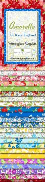 Wilmington Crystals Strip Pack: Amorette