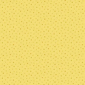 Yellow Dotted Square