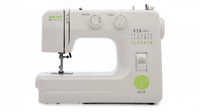 Zest Sewing Machine by Babylock