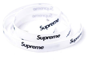 "Custom Shoelaces ""Supreme"""