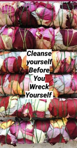 Cleanse Yourself Before You Wreck Yourself!