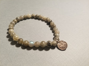 Spanish Real Coin Bracelet
