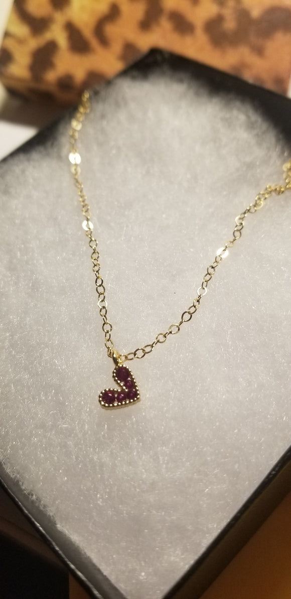 Love is...Necklace