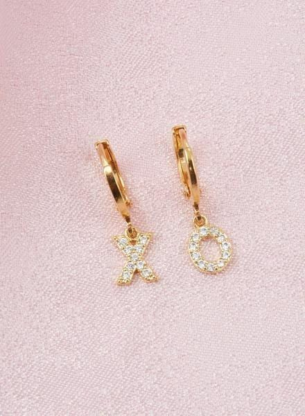 Xoxo Huggie Earrings