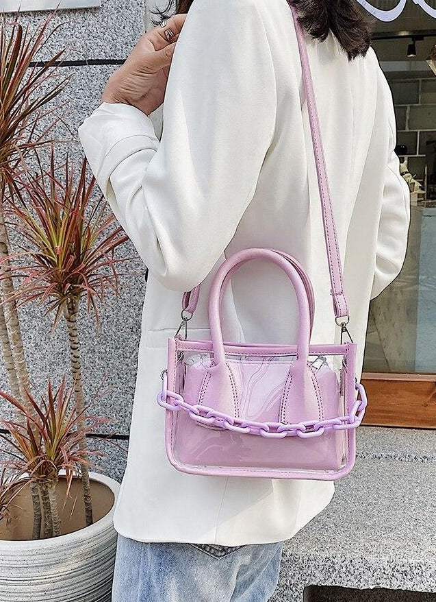 2 Piece Crossbody Bag