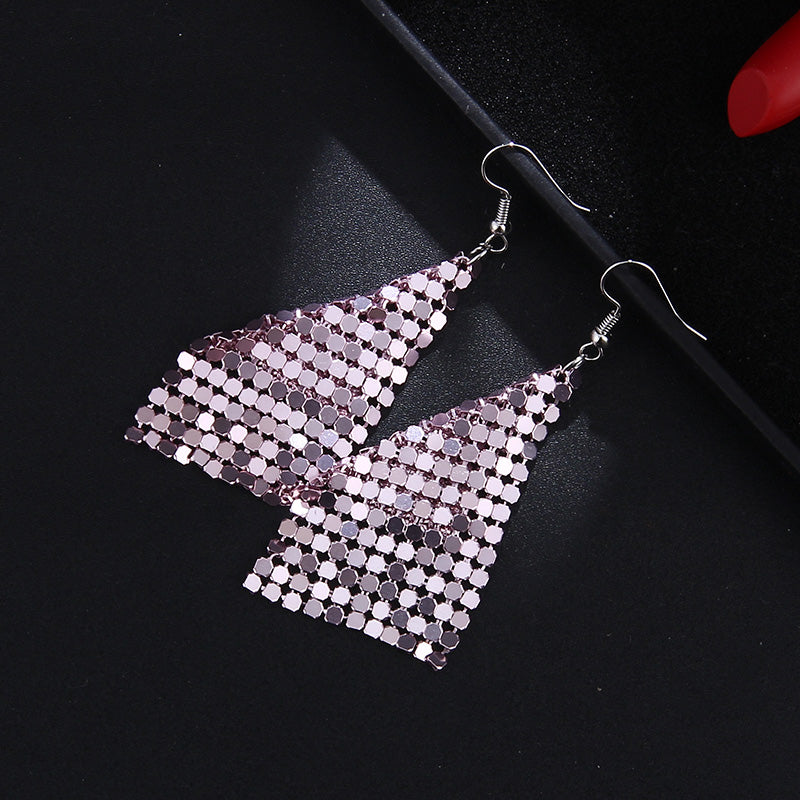 Sequin Earrings