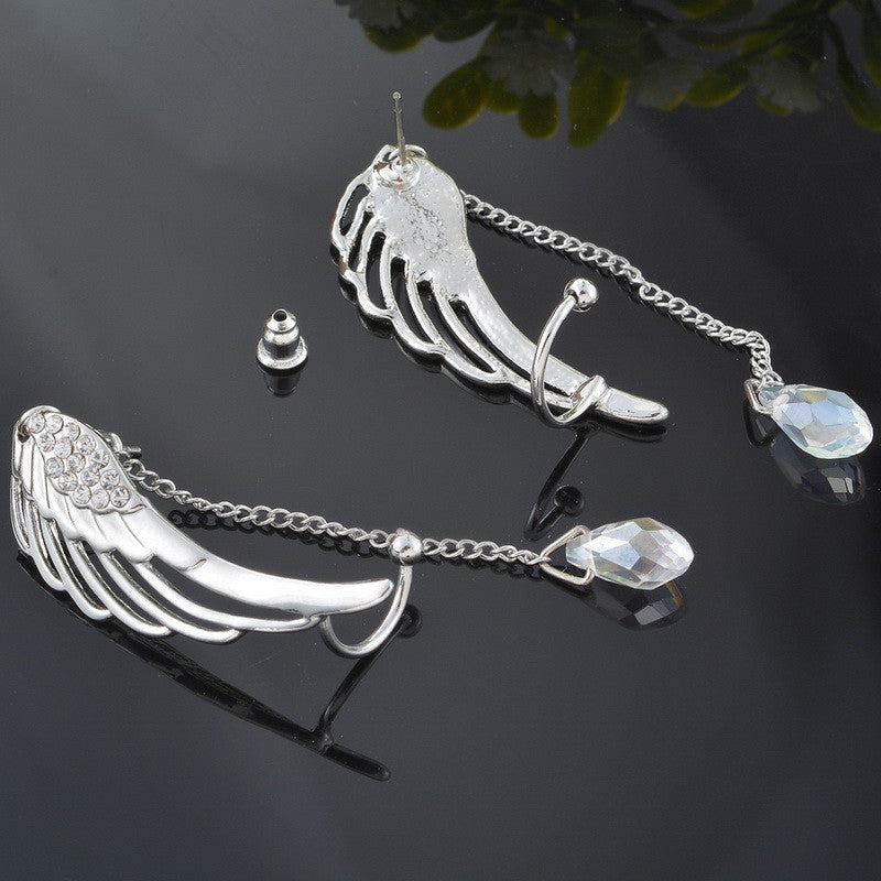 Angel Wing Earrings