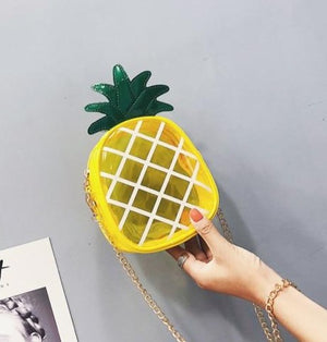 Pineapple Handbag