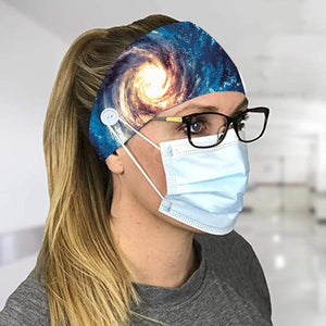 Headband That Holds Mask