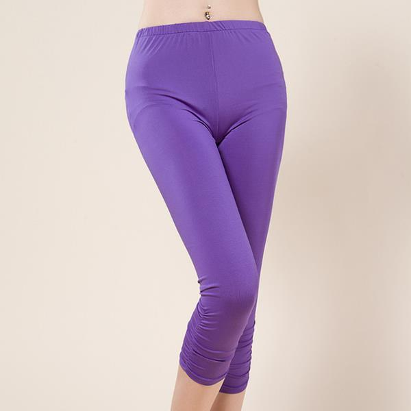 Capri Leggings - Utterly Unique Boutique - $12 - FREE SHIPPING - SLEEK - Grab a pair of these sleek Capri leggings in a rainbow of colors. They feature a calf length, elastic waist and solid pattern. Your choice of 9 colors. From our Utterly Unique Boutique. Description: Length: Calf-Length, Waist: Elastic, Material: Polyester, Spandex, Pattern: Solid.