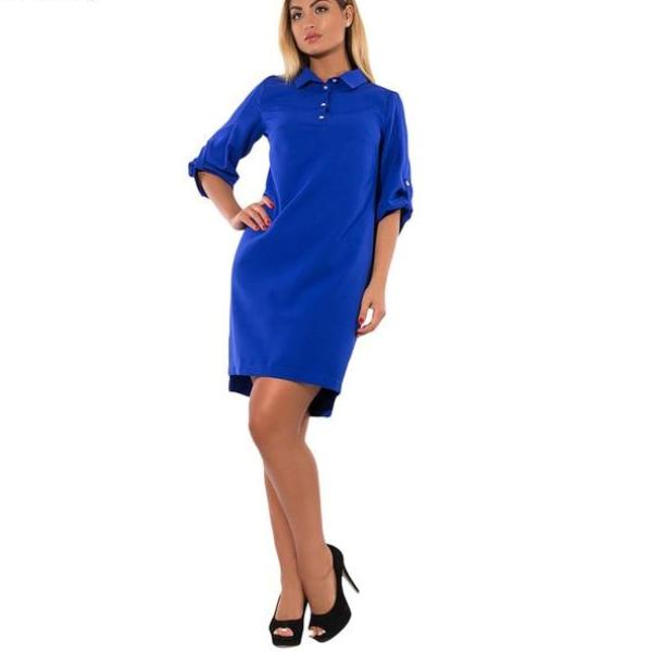 3/4 Sleeve Office Dress - Utterly Unique Boutique