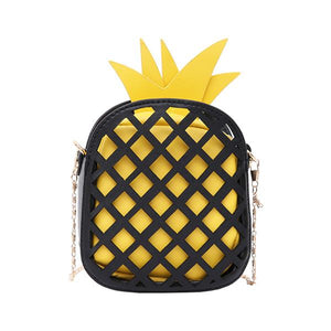 Pineapple Handbag - Utterly Unique Boutique