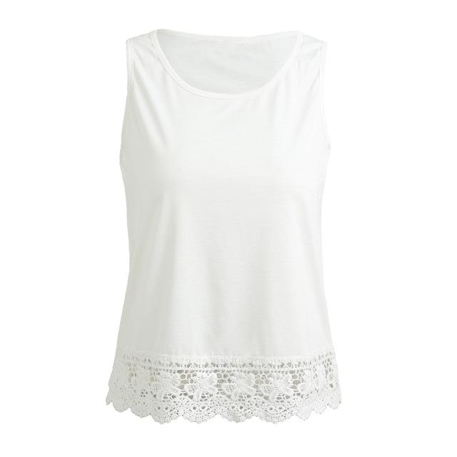 Lace Top - Utterly Unique Boutique