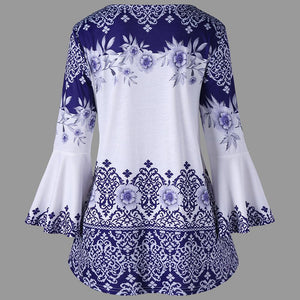 Bell Sleeve Top - Utterly Unique Boutique