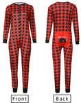Plaid Bear Sleepwear - BLACK FRIDAY - Utterly Unique Boutique - CUTE - Beware of bears! But if you look you'll find 2 of them on the behind of these cute, red and black plaid pajamas showing off their bear cheeks. Featuring a 1 piece, all cotton, button closure and full sleeves. From Utterly Unique Boutique. Description: Sleeve Length: Full, Fit: Fits True To Size, Pattern: Plaid, Bears, Material: Cotton, Closure: Buttons, Style: 1 Piece.