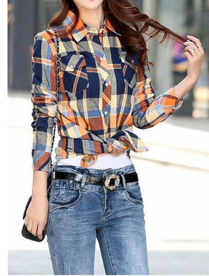 Flannel Lined Shirt