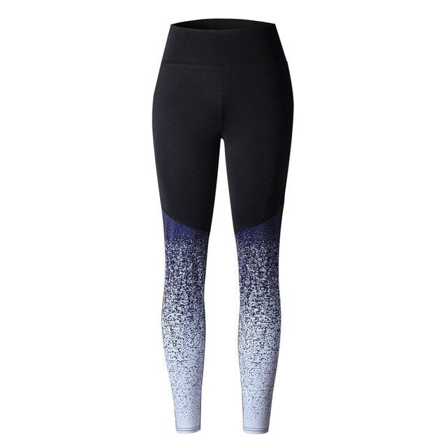 Speckle Ombre Leggings