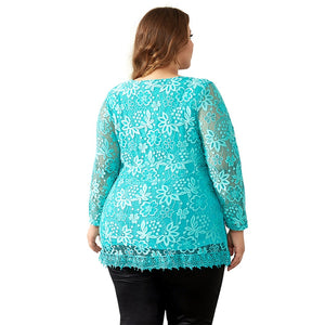 Elegant Lace Top